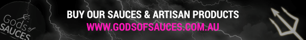 Gods of Sauces _ Hot Sauce, Chilli Sauce & Artisan Products